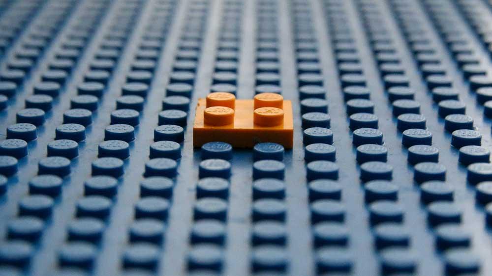 Cybersecurity Building Blocks Lego Image